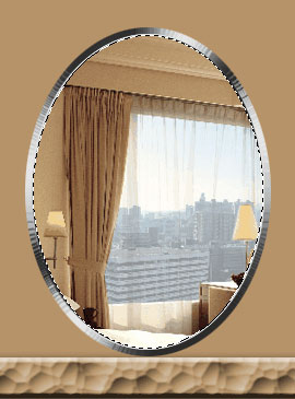 Silver Mirror. silvered-glass mirror 54f5098d1ab